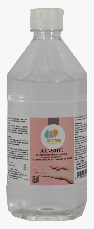GEL HIDROALCOHOLICO 0.5L